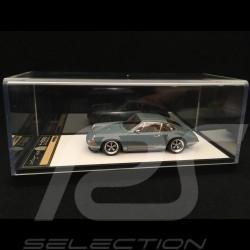 Porsche 911 type 964 Singer grey 1/43 Make Up Vision VM111D