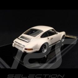 Porsche 911 type 964 Singer ivory white 1/43 Make Up Vision VM111C