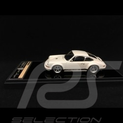 Porsche 911 typ 964 Singer Elfenbein 1/43 Make Up Vision VM111C