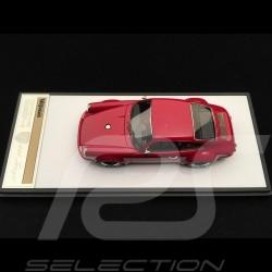 Porsche 911 type 964 Singer deep red 1/43 Make Up Vision VM111B