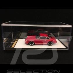 Porsche 911 typ 964 Singer Tiefrot 1/43 Make Up Vision VM111B