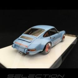 Singer Porsche 911 type 964 Gulf blue 1/43 Make Up Vision VM111A