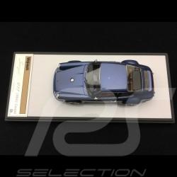 Singer Porsche 911 type 964 Ice blue metallic 1/43 Make Up Vision VM111K