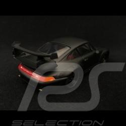 Porsche 911 type 993 GT2 Evo 1995 mattschwarz matte black noir mate 1/43 Minichamps 433986793