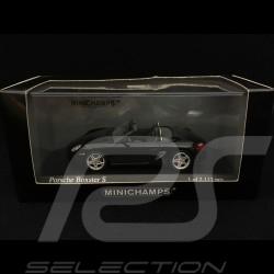 Porsche Boxster S 987 2005 black 1/43 Minichamps 400065630