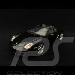 Porsche Boxster S 987 2005 schwarz 1/43 Minichamps 400065630