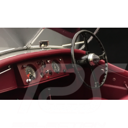 Jaguar XK 120 Cabriolet 1953 silver grey 1/12 12ART-MATRIX 1001011