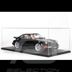 Porsche 911 type 964 Turbo 3.6 1992 noire black schwarz 1/8 GT Spirit GTS80011