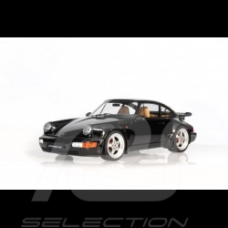 Porsche 911 type 964 Turbo 3.6 1992 black 1/8 GT Spirit GTS80011