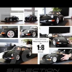 Porsche 911 type 964 Turbo 3.6 1992 schwarz 1/8 GT Spirit GTS80011