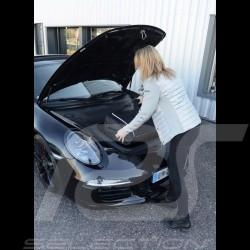 Porsche 996 Luggage set Custom fit black fabric - Wheeled trolley plus carrier bag
