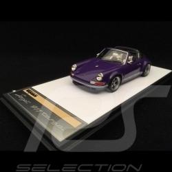 Singer 911 Porsche Targa 964  Deep Purple 1/43 Make Up Vision VM135E