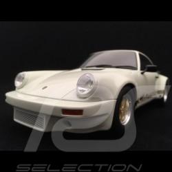 Porsche 911 Carrera 3.0 RS 19741/18 GT Spirit GT223 blanche / or white gold weiß