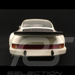 Preorder Porsche 911 Carrera 3.0 RS 1974 white / gold 1/18 GT Spirit GT223