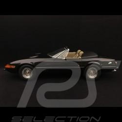 Ferrari 365 GTB4 Spyder 1966 Daytona noire black schwarz 1/12 GT SPIRIT GT220