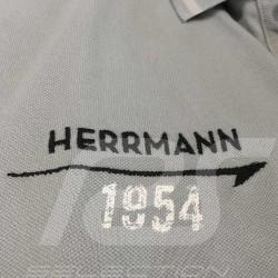 Herren Polo Hermann 1954 n° 22 grau