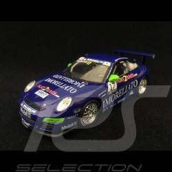 Porsche 911 GT3 type 997 Winner Supercup 2006 Morellato n° 17  1/43 Minichamps 400066417