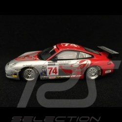 Porsche 911 GT3 Cup type 996 n° 74 Flying Lizard 24h Daytona 2004 1/43 Minichamps 400046274