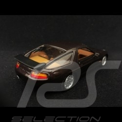 Porsche 928 S4 Brun expresso brown espresso Expressobraun 1991 1/43 Minichamps 400062420