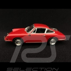 Porsche 911 2.0 1964 Polo red 1/43 Minichamps 433067125