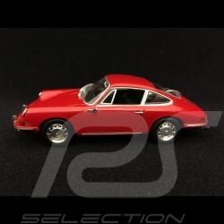Porsche 911 2.0 1964 rouge Polo Polo red Polo rot 1/43 Minichamps 433067125