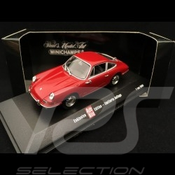 Porsche 911 2.0 1964 Polo rot 1/43 Minichamps 433067125