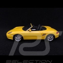 Porsche Boxster S 986 2002 Speed yellow 1/43 Minichamps 400062072