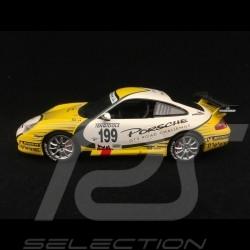 Porsche 911 type 996 GT3 RS n° 199 Dieteren GT3 Road Challenge 1/43 Minichamps WAP02012716