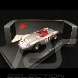 Porsche 718 RSK n° 31 Le Mans 1959 1/43 Spark S4676
