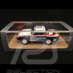 Porsche 959 Vainqueur Winner Sieger Paris-Dakar 1986 n° 186 1/43 Spark S7815