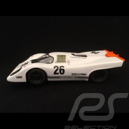 Slot car Porsche 917K 1970 n° 26 1/32 Carrera 20030888