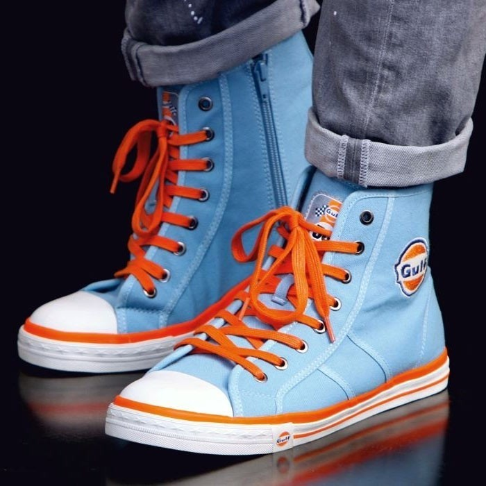chaussure style converse homme