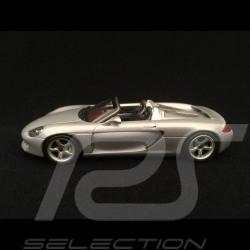 Porsche Carrera GT Prototype silbergrau 2000 1/43 Minichamps WAP02007411