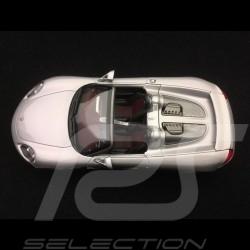 Porsche Carrera GT Prototype silver grey 2000 1/43 Minichamps WAP02007411