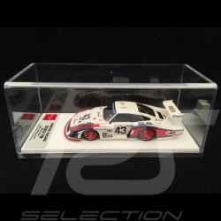 Porsche 935/78 Moby Dick n° 43 Martini Le Mans 1978 1/43 Make Up EM327