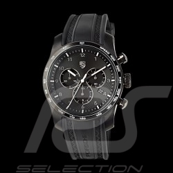 Porsche Chronoraph Watch 911 Collection black Porsche Design WAP0709110K
