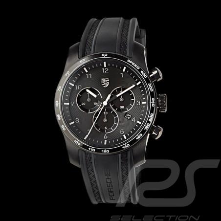 Porsche Watch Chronoraph 911 Collection black WAP0709110K