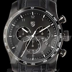 Montre Porsche Chronographe 911 Collection noir WAP0709110K Watch Uhr
