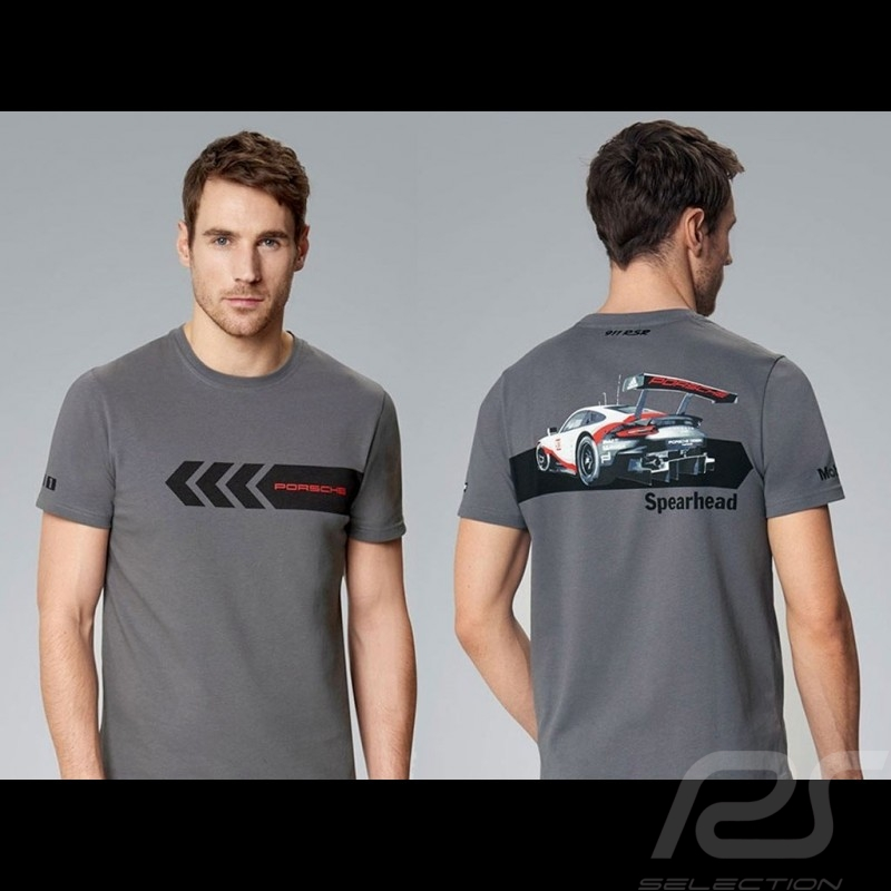 Porsche T-shirt 911 RSR Motorsport Racing Fan WAP453H - Unisex