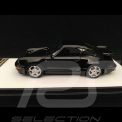 Porsche 911 typ 964 Turbo 3.3 1991 Black 1/43 Make Up vision VM123B