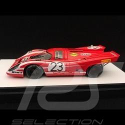 Porsche 917 K n° 23 Salzburg Sieger Le Mans 1970 1/43 Make Up Vision VM002A