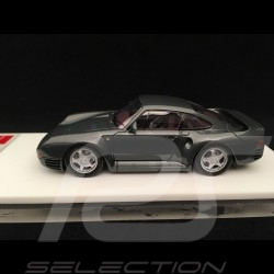 Porsche 959 1986 gray 1/43 Make Up Vision EM305E