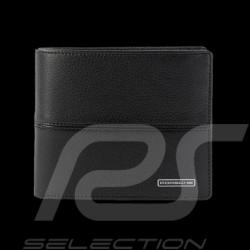 Porsche wallet credit card holder 3 Sport French Classic black leather Porsche Design WAP0300160D
