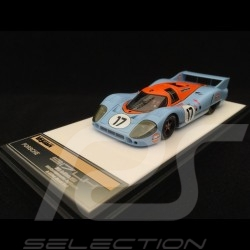 Porsche 917 LH n° 17 Gulf Le mans 1971 1/43 Make Up Vision VM140A