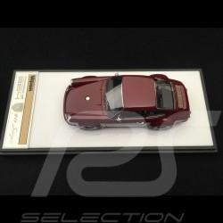 Singer 911 Porsche 964 burgundy 1/43 Make Up Vision VM111G