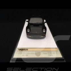 Porsche 911 type 930 Turbo S 3.3 1989 black 1/43 Make Up Vision VM121
