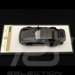 Porsche 911 type 930 Turbo S 3.3 1989 black 1/43 Make Up Vision VM121
