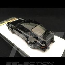 Porsche 911 typ 930 Turbo S 3.3 1989 black 1/43 Make Up Vision VM121