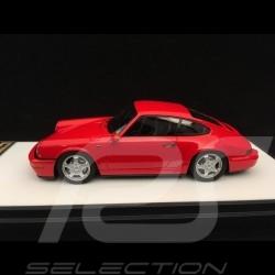 Porsche 911 type 964 Carrera RS 1992 Club Sport Guards red 1/43 Make Up Vision VM139E