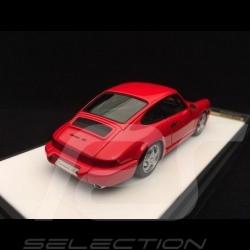Porsche 911 typ 964 Carrera RS 1992 Club Sport Guards red 1/43 Make Up Vision VM139E